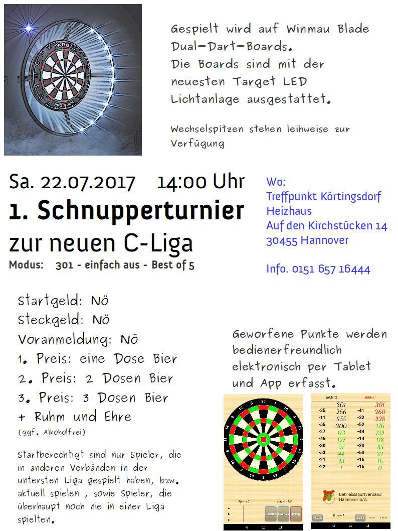 Dart app sport1